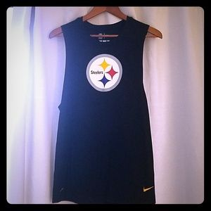 🏈NIKE Steelers tank top🏈